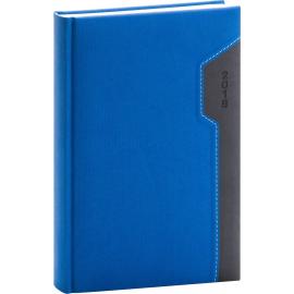 Daily diary Thun blue-black 2019, 15 x 21 cm