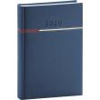 Denní diář Tomy modročervený 2020 15 x 21 cm