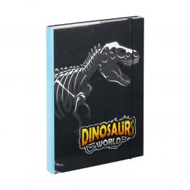 Heftbox Dinosaurus