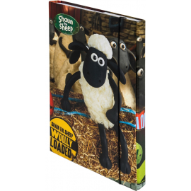 Heftbox A4 Shaun the Sheep