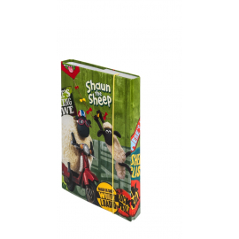 Heftbox A5 Shaun the Sheep