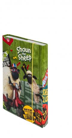 Heftbox A5 Shaun the Sheep