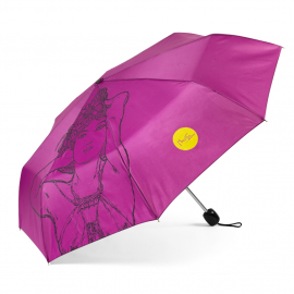 Umbrella Alfons Mucha – Amethyst, Fresh Collection