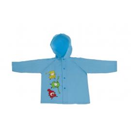 Children raincoat Kouzelná školka, blue, 3-4 years