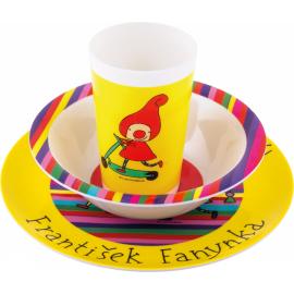 Children dinnerware set Kouzelná školka