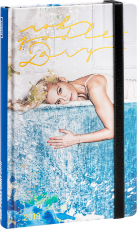 Diář Rok podle Dary 2019 – Dara Rolins, 13 x 21 cm