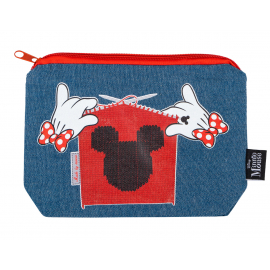 Denim Etui Minnie