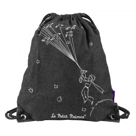 Denim Backpack le Petit Prince