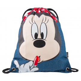 Denim Backpack Minnie