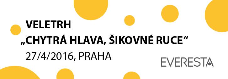 """PRESCO GROUP NA VELETRHU """"CHYTRÁ HLAVA, ŠIKOVNÉ RUCE 2016"""""""