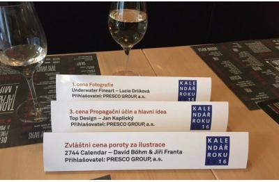 PRESCO CALENDARS AWARDED AGAIN