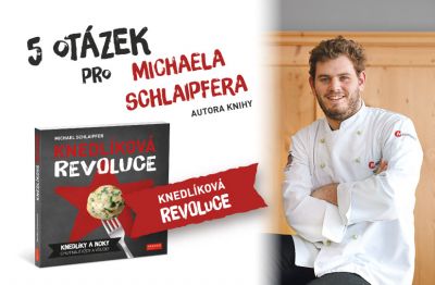 5 OTÁZEK PRO MICHAELA SCHLAIPFERA