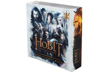 Hobbit, společenská hra 201 x 201 x 50 mm