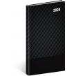 Kapesní diář Cambio Classic 2020, černý, 9 × 15,5 cm