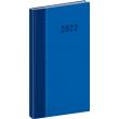 Kapesní diář Cambio Classic 2022, modrý, 9 × 15,5 cm