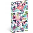 Kapesní diář Cambio Fun 2021, Květiny, 9 × 15,5 cm