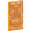 Kapesní diář Vivella Speciál 2020, tygr 9 × 15,5 cm