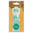 Magnetic bookmark Alfons Mucha – Emerald, Fresh Collection