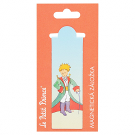 Magnetic bookmark Le Petit Prince – Traveler