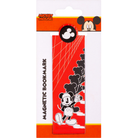 Magnetic bookmark Mickey