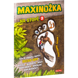THE SON OF BIG FOOT Activity Book 2
