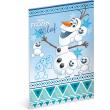 Náčrtník Frozen – Ledové království Olaf, A4, 50 listů, nelinkovaný