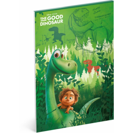 Notepad The Good Dinosaur, A4, 50 sheets, unlined