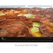 Nástěnný kalendář 4 Živly 2019, 48 x 33 cm
