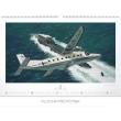 Nástěnný kalendář Aeroplanes – Jaroslav Velc 2019, 62 x 42 cm
