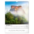Nástěnný kalendář Čarokrásne Slovensko SK 2020, 30 × 34 cm