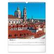 Nástěnný kalendář Česká republika 2021, 30 × 34 cm
