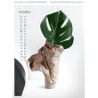 Nástěnný kalendář Flower Flavour – Andrea Katonová 2019, 48 x 64 cm