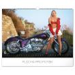 Wall calendar Girls and bikes 2020, 48 × 33 cm