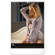 Nástěnný kalendář Girls Exclusive 2022, 33 × 46 cm