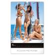 Nástěnný kalendář Girls Exclusive – Martin Šebesta 2020, 33 × 46 cm