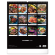 Wall calendar Gourmet 2021, 48 × 56 cm