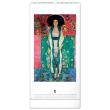 Nástěnný kalendář Gustav Klimt 2021, 33 × 64 cm