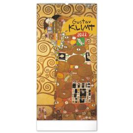 Wall calendar Gustav Klimt 2022, 33 × 64 cm