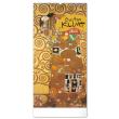 Nástěnný kalendář Gustav Klimt 2022, 33 × 64 cm