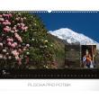 Nástěnný kalendář Himaláje 2019, 48 x 33 cm