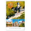 Wall calendar Castles and chateaux 2020, 33 × 46 cm