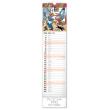 Nástěnný kalendář Josef Lada – Pohádky 2020, 12 × 48 cm