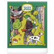 Nástěnný kalendář Josef Lada – Řemesla 2022, 48 × 56 cm