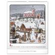 Nástěnný kalendář Josef Lada – Rok na vsi 2020, 48 × 56 cm