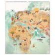 Nástěnný kalendář Kateřina Bažantová 2020, 48 × 56 cm