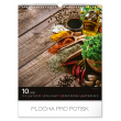 Wall calendar Spices and herbs 2020, 30 × 34 cm