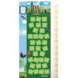 The Little Mole – height measurement calendar, 33 × 64 cm
