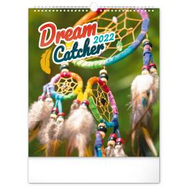 Wall calendar Dream Catcher 2022, 30 × 34 cm