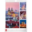 Nástěnný kalendář Má vlast 2018, 33 x 46 cm