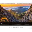 Nástěnný kalendář Magické Tatry 2019, 48 x 33 cm